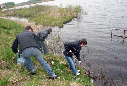 рыбалка в александрове на дичковском озере