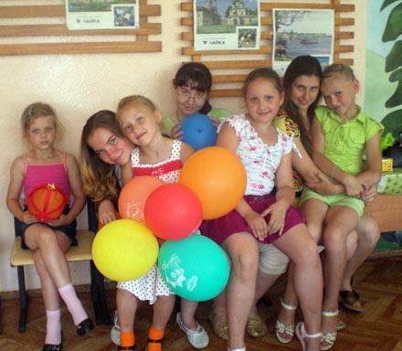 Конкурс сударыня лето в лагере