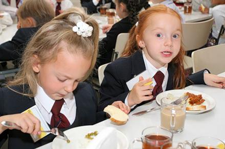 Что едят наши дети в школе