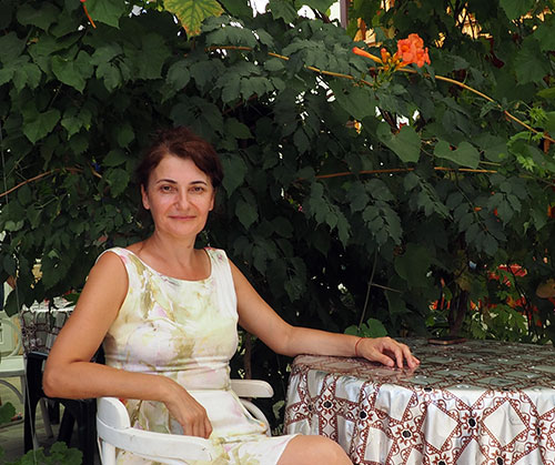 Джульетта Гарагашева