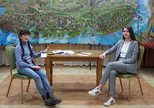Ольга Ахсахалян (слева), Валентина Ярошевич