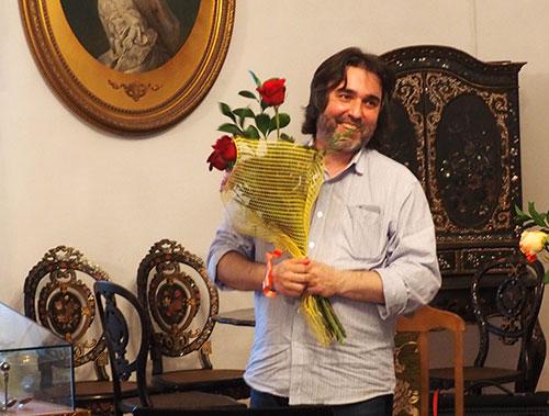 Александр Миронов в Александрове